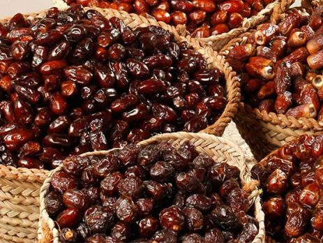 Buy more than 650 tons of dates from palm growers in Abadan