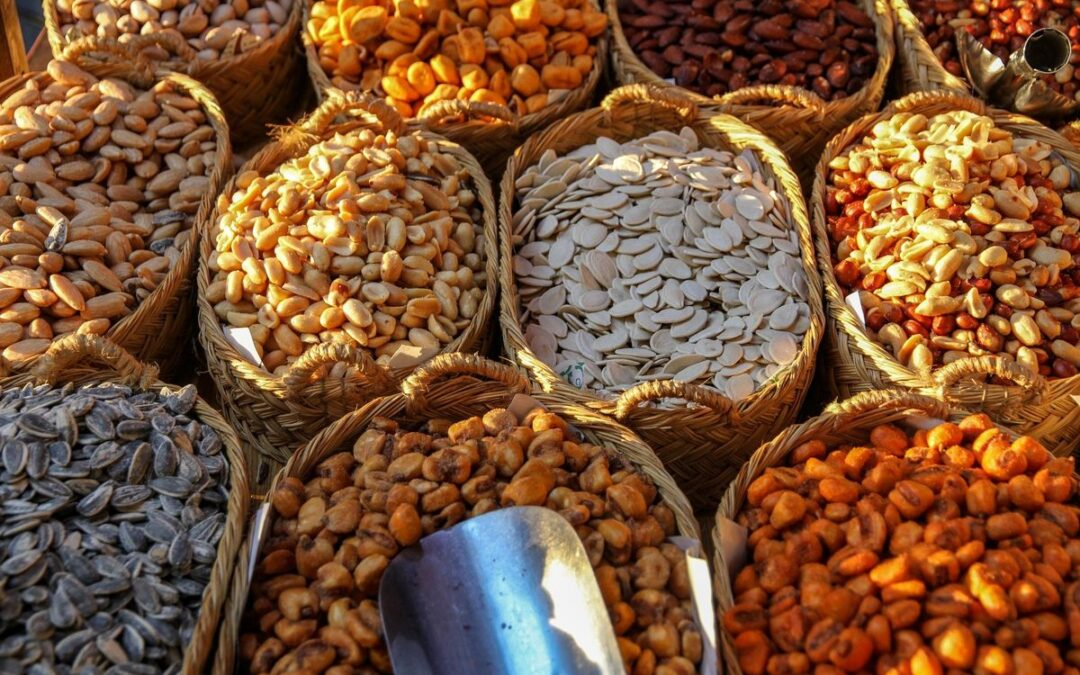 The price of nuts was announced on Eid night